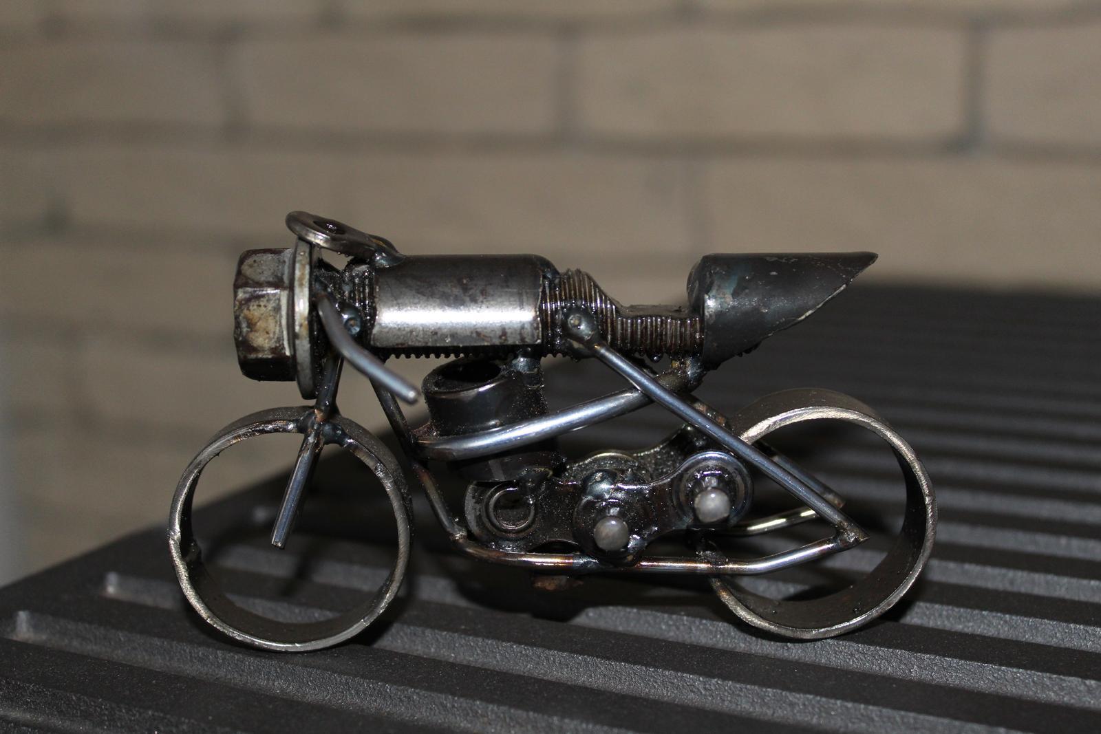 Motocykel malý - Obrázok č. 1
