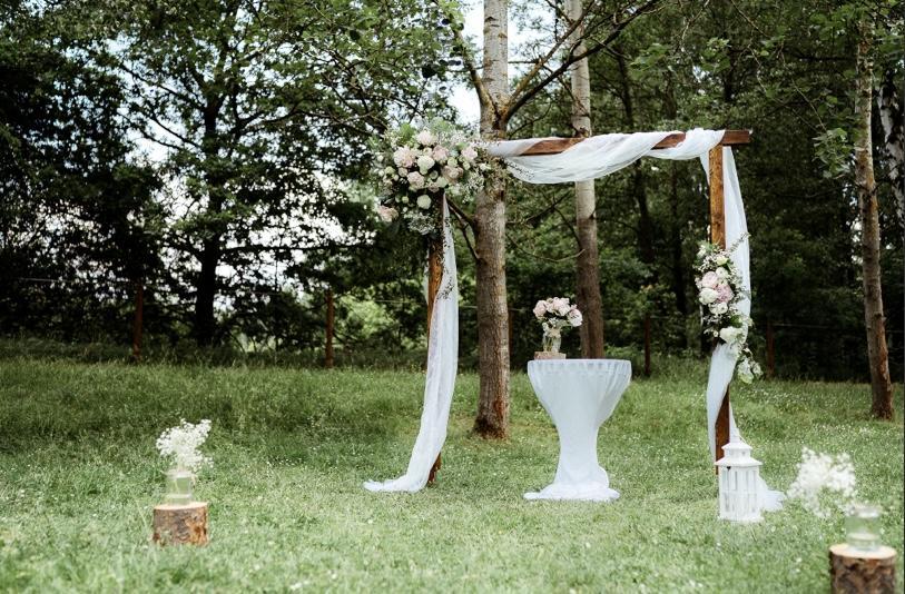 Svatební brána - Obrázek č. 1