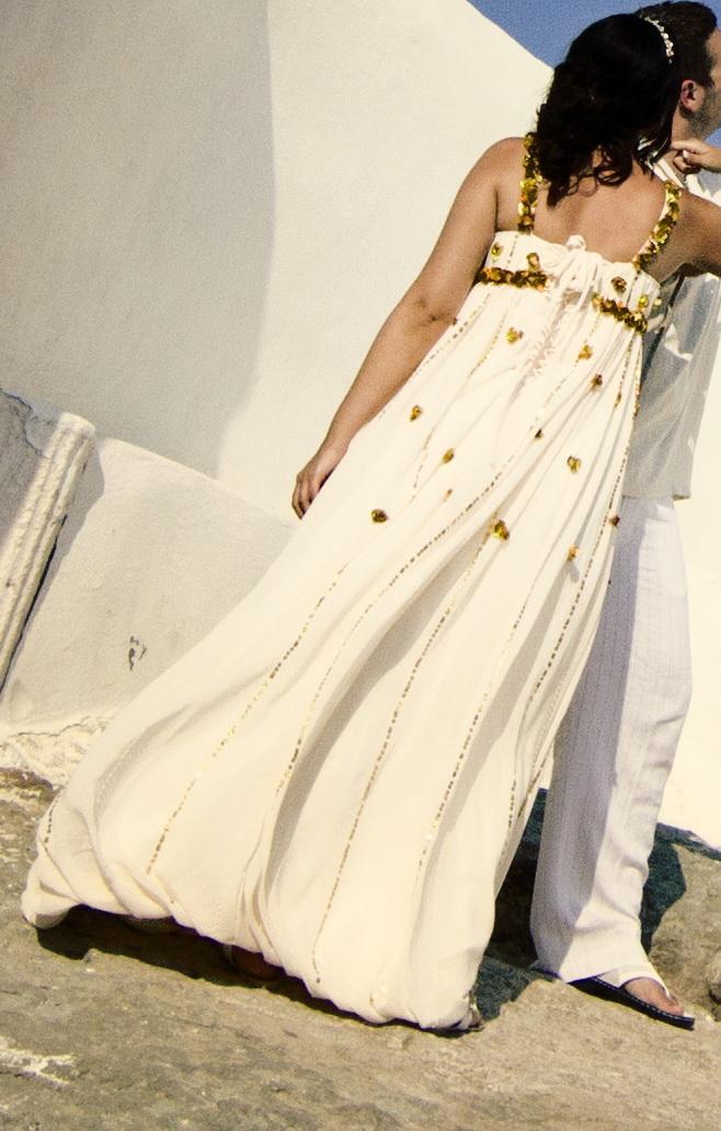 Antické šaty - Obrázok č. 1