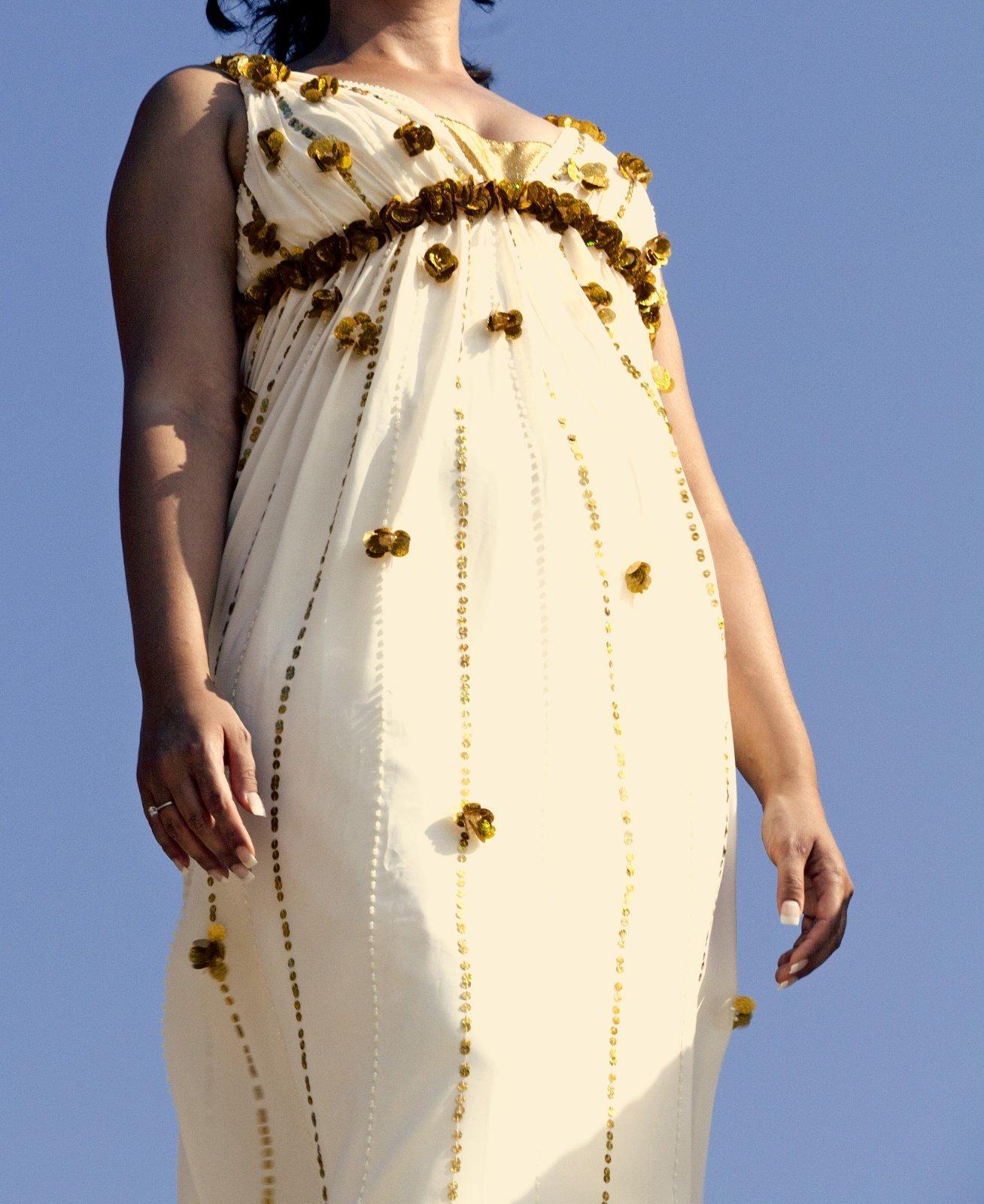 Antické šaty - Obrázok č. 3