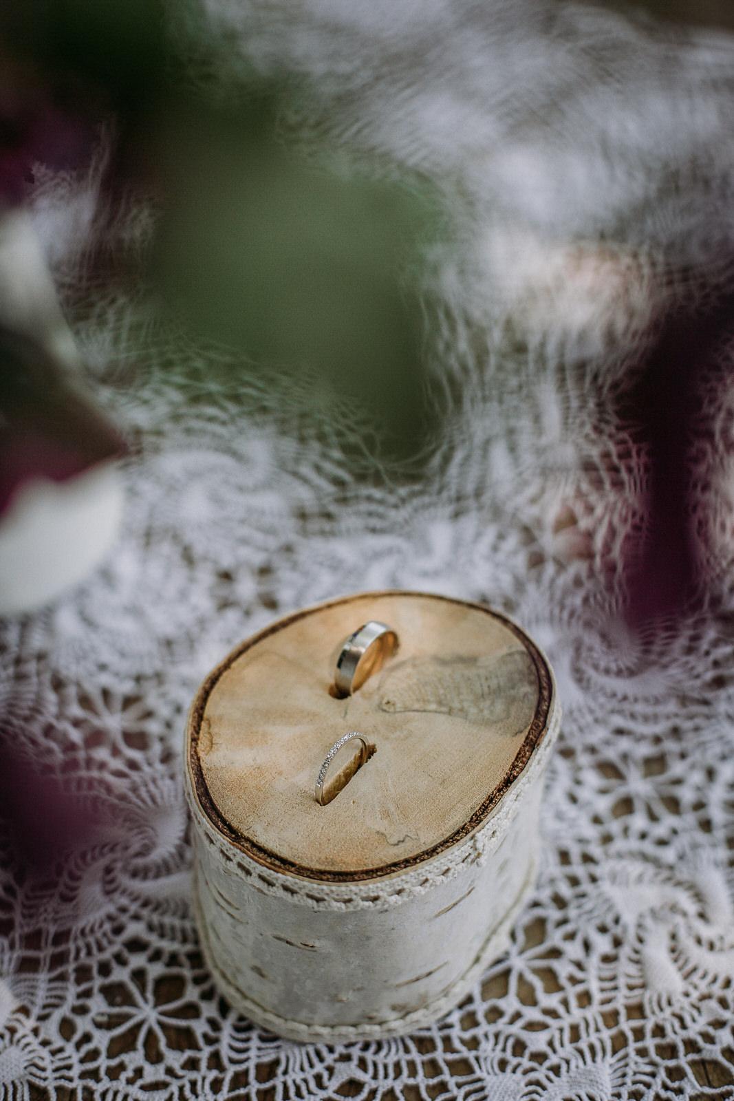 Stojánek na prsteny - Obrázek č. 1