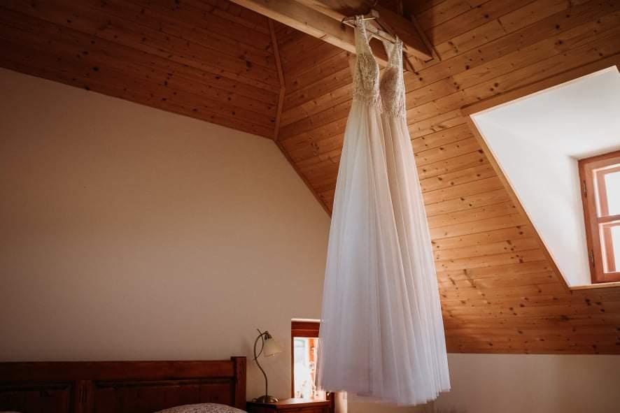 Svatební šaty zn. TY MOMENTY - cena dohodou - Obrázek č. 2