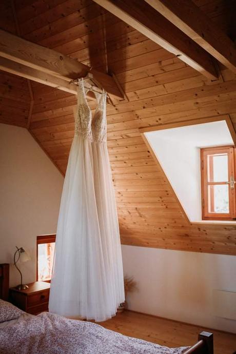 Svatební šaty zn. TY MOMENTY - cena dohodou - Obrázek č. 3