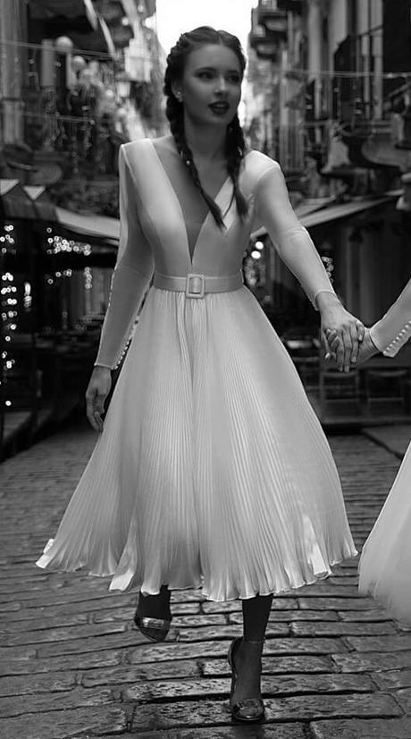 Popolnočné šaty/svadobné šaty - Obrázok č. 4