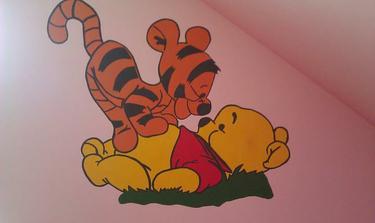 Medvídek Pú s tygříkem :-)