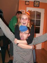 Tak to jsme my dvaja :-) fotka z letošního Silvestra!