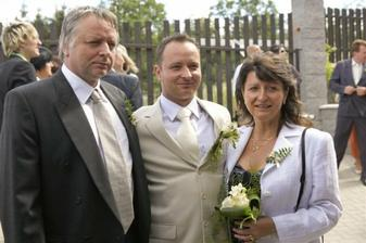 manžílek s rodiči