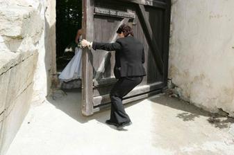 """paní kastelánka nám """"otvírá bránu do společného života """""""