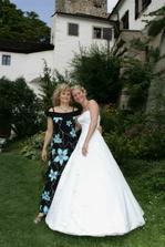 s maminečkou :)