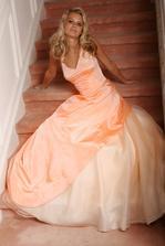 takové barvy bych chtěla mít šaty
