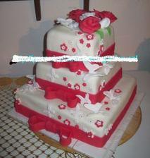 takové pěkné dortíky peče paní cukrářka, co u ní budeme objednávat