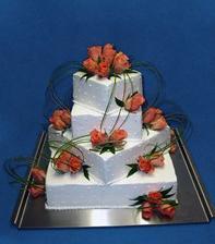 A takhle by měl vypadat náš dortík ...