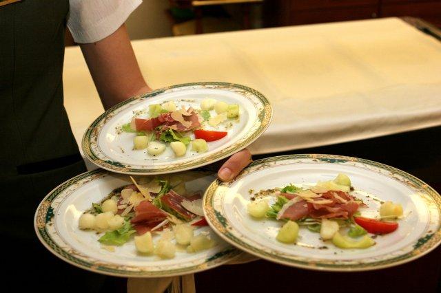 Úžasna hostina v hoteli Hubert - Vysoké Tatry - Obrázok č. 6