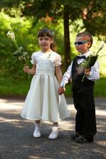 Byl jsem na svatbě a vzal jsem si Aničku.