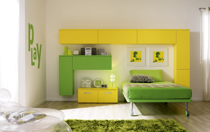 Keď detská izba, tak niečo takéto! - Asi tiež.