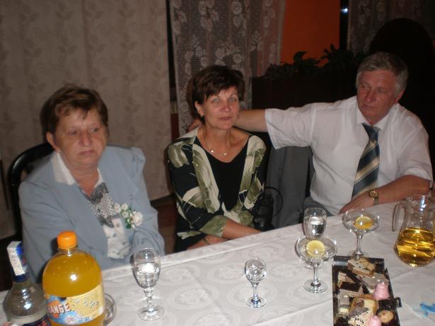 Iveta Harajdičová Engeľová{{_AND_}}Milan Engeľ - môjho drahého krstný  rodičia