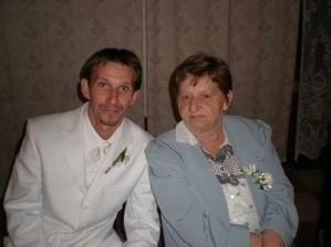 Milan a moja nová mamka