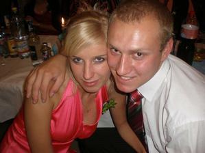 moja dobra kamarátka  Lýdia a jej priateľ