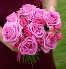 nádherná kytice