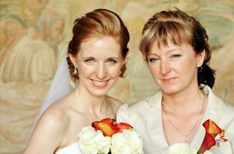 S maminkou :)