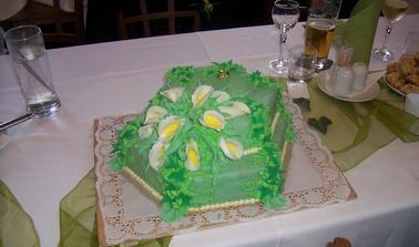 dort od kolegyně z práce...byl výborný