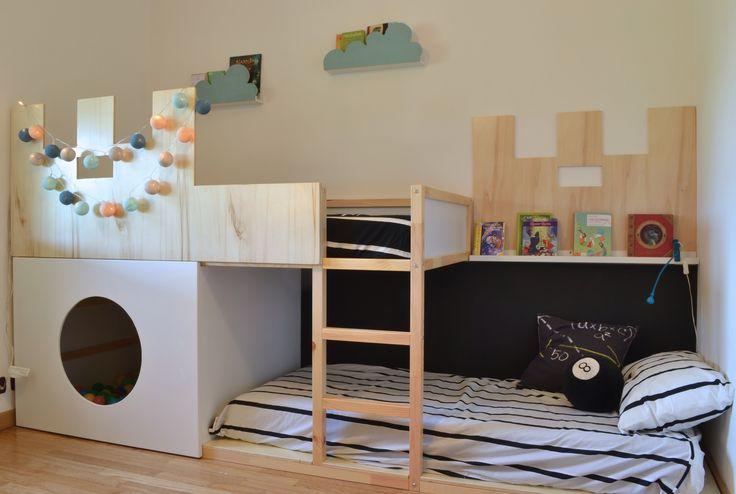 Dětská postel Kura IKEA stokrát jinak :-) - Obrázek č. 68
