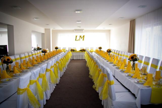 V a M 20.8.2011 - výzdoba bude určite v žltej farbe