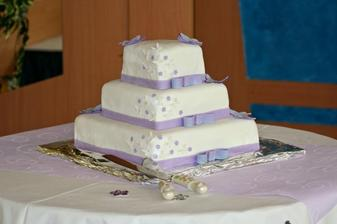 budeme mít dort tohoto typu