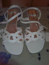 Moje nové svatební botky
