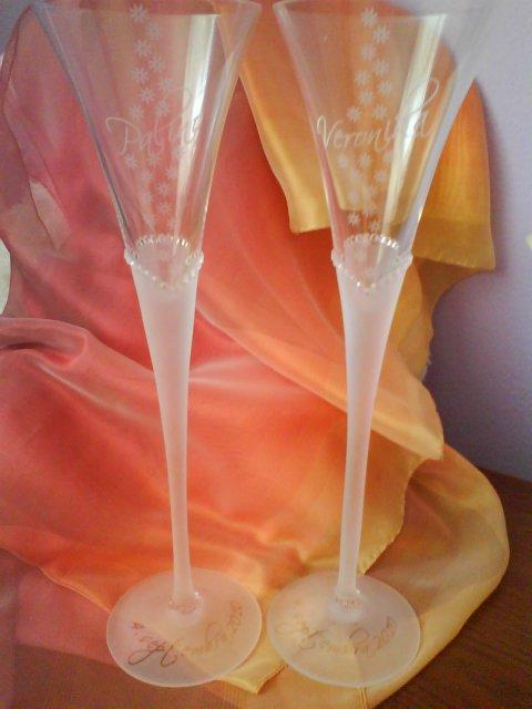 Ako by to mohlo vyzerať - naše krásne poháre