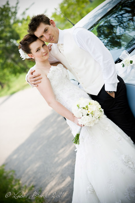 Boris Bordács make-up & hairstyle - svadobné líčenie a účes - Photo: lubos borik, licenie/uces: boris