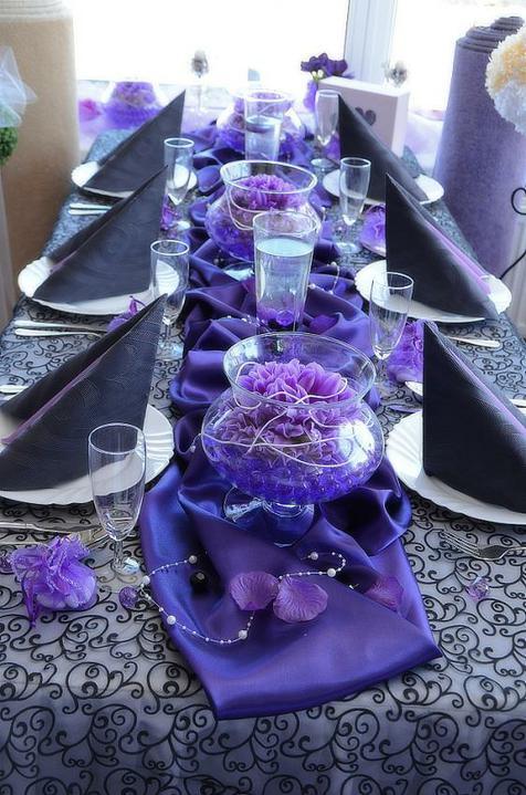 Purple Wedding Dreams..:o) - fialove:)