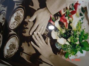 foto z alba prstýnky