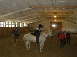 ženich na koni