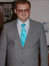 kravata na Jirikovi zblizka :-)))))
