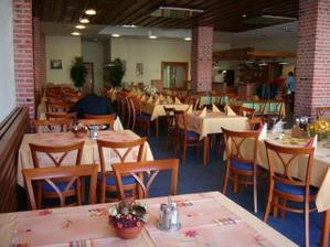 sala, v ktorej bude hostina