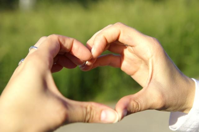Prípravičky - super - moje srdce bude jedna polovička moja a druha mojej lasky