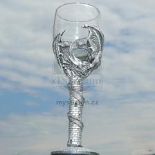 svadobné poháre - doma sú už obidva:)