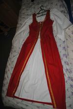 šaty na redový