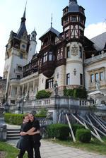 Svadobná cesta Rumunsko - zámok Peleš