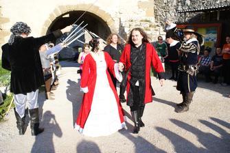 kráľovské uvítanie na mojom milovanom Spišskom hrade