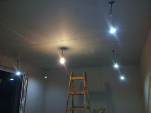 Bodovky sme napojili hneď elektrikmen chcel vidieť ako to svieti