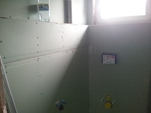 WC kotolna a práčovňa