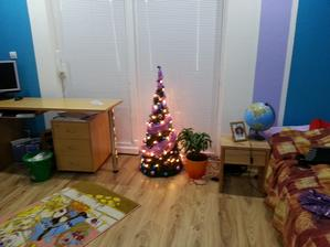 Ešte stromček do dcérinej izby