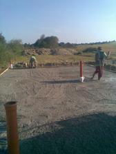 betonáž