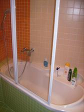 sprchovacia zástena