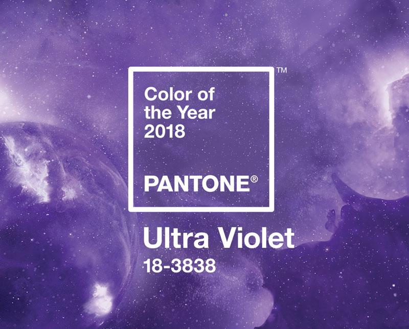 Color of the Year 2018 - Ultra Violet - Obrázok č. 3