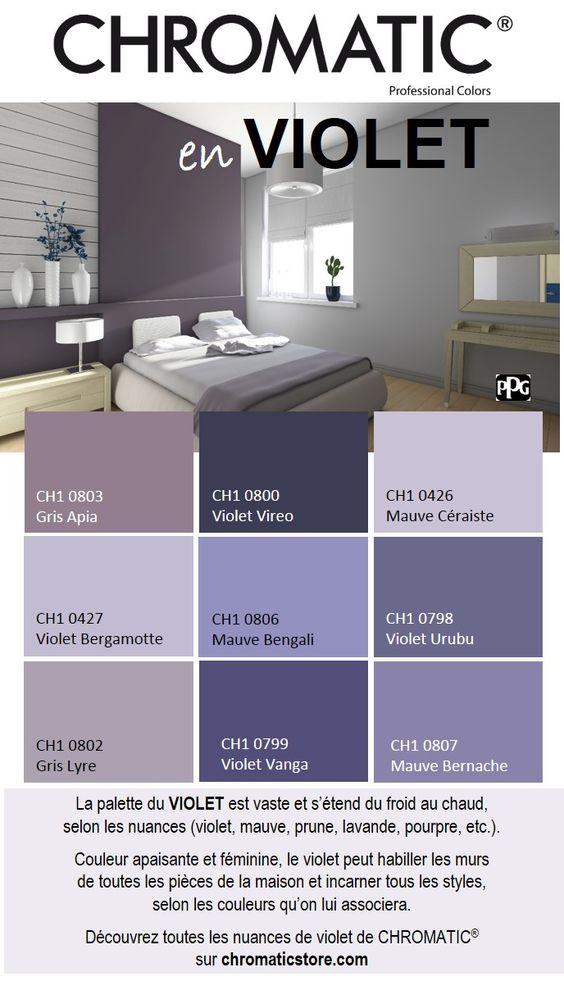 Color of the Year 2018 - Ultra Violet - Obrázok č. 17