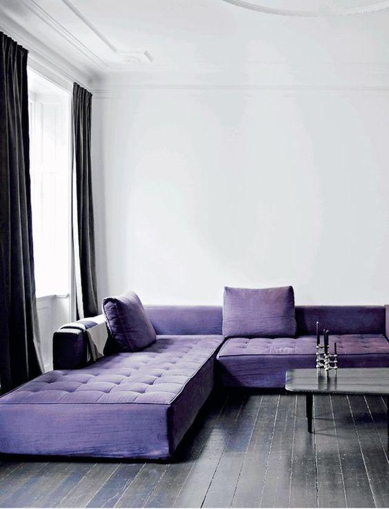 Color of the Year 2018 - Ultra Violet - Obrázok č. 30