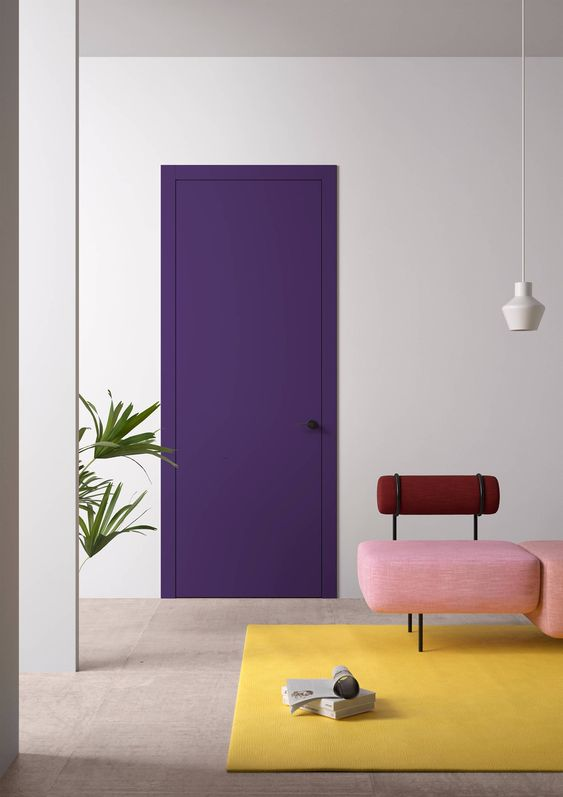 Color of the Year 2018 - Ultra Violet - Obrázok č. 36